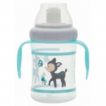 bebe-jou Tropfsicherer Trinkbecher 9-36 Monate - 38 - FOREST FRIENDS