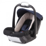 Mutsy Safe2Go Carseat Igo - LITE BLUE - 2014