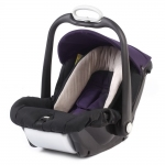 Mutsy Safe2Go Carseat Igo - LITE PURPLE - 2014