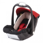 Mutsy Safe2Go Carseat Igo - LITE RED - 2014