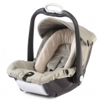 Mutsy Safe2Go Carseat Igo - COMFORT CREAM - 2014