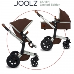 Joolz Day Earth Kombikinderwagen - MONKEY MAROON Special Edition - 2014