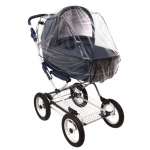 Harmatex Universal-Regenhaube f�r Kinderwagen, Sportwagen und Buggies - Material: PVC