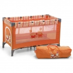 CHIC 4 BABY Travel Bed Luxus - ORANGE - 2014