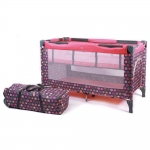 CHIC 4 BABY Travel Bed Luxus - GALAXY CORAL - 2014