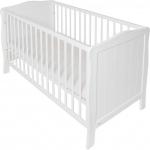 Fillikid Kinderbett Martin 120x60cm - WEISS