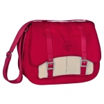 L�ssig Casual Courier Bag - SOLID FLAMING - 2014