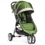 Baby Jogger City Mini 3-Rad - LIME / GRAY - 2014