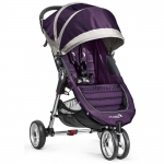 Baby Jogger City Mini 3-Rad - PURPLE / GRAY - 2014