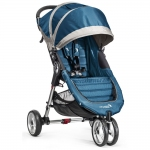 Baby Jogger City Mini 3-Rad - TEAL / GRAY - 2014