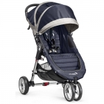 Baby Jogger City Mini 3-Rad - NAVY BLUE / GRAY - 2014