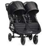 Baby Jogger City Mini GT Double / Zweier - BLACK - 2014