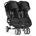 Baby Jogger City Mini Double / Zweier - BLACK - 2014