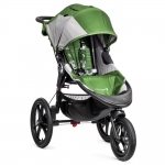 Baby Jogger Summit X3 - GREEN / GREY - 2014