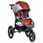 Baby Jogger Summit X3 - ORANGE / GRAY - 2014