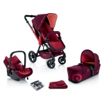 Concord Wanderer Mobility Set - LAVA RED - 2014