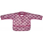 L�ssig Bib Long Sleeve Waterproof L�tzchen 12-24 Monate - Wildlife Elephant - 2014