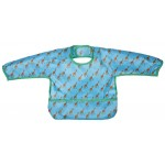 L�ssig Bib Long Sleeve Waterproof L�tzchen 12-24 Monate - Wildlife Giraffe - 2014