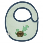 L�ssig Bib Small L�tzchen 0-6 Monate - Wildlife Turtle - 2014