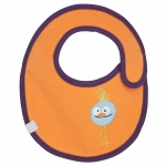 L�ssig Bib Small L�tzchen 0-6 Monate - Wildlife Birdie - 2014