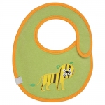 L�ssig Bib Small L�tzchen 0-6 Monate - Wildlife Tiger - 2014