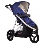 Phil&Teds Vibe Buggy 3-Rad - COBALT - 2014