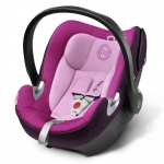 Cybex Aton Q Platinum - LOLLIPOP / PURPLE - 2014