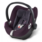 Cybex Aton Q Plus Platinum - LOLLIPOP / PURPLE - 2014