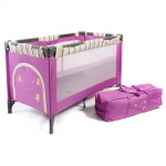 CHIC 4 BABY Travel Bed Luxus - VIOLA - 2014