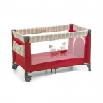 CHIC 4 BABY Travel Bed Luxus - RED - 2014