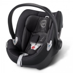 Cybex Aton Q Platinum, Isofix optional - BLACK BEAUTY / BLACK - 2015