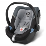 Cybex Aton 4 Gold, Isofix optional - MOON DUST / DARK GREY - 2015