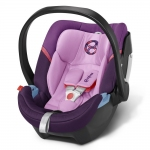 Cybex Aton 4 Gold, Isofix optional - GRAPE JUICE / PURPLE - 2015