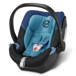 Cybex Aton 4 Gold, Isofix optional - TRUE BLUE / NAVY BLUE - 2015