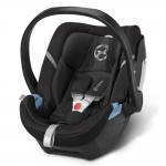 Cybex Aton 4 Gold, Isofix optional - BLACK BEAUTY / BLACK - 2015