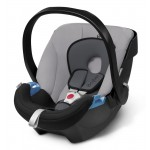 Cybex Aton Silver, Isofix optional - GRAY RABBIT / DARK GREY - 2015