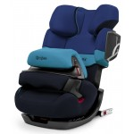 Cybex Pallas 2-Fix Gold, Isofix - BLUE MOON / NAVY BLUE - 2015