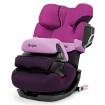Cybex Pallas 2-Fix Gold, Isofix - PURPLE RAIN / PURPLE - 2015