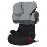 Cybex Solution X2-Fix Gold, Isofix - COBBLESTONE / LIGHT GREY  - 2015