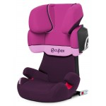 Cybex Solution X2-Fix Gold, Isofix - PURPLE RAIN / PURPLE - 2015