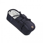 Hartan Hard Carrycot for Racer, Topline, VIP, SKY, Xperia - bellybutton 267 - Washed Blue - 2015