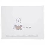 bebe-jou Playpen mattress 100x80cm, Lizenz-Design - 79 MIFFY NATUR - 2015