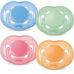 Philips Avent Freeflow Beruhigungssauger / Schnuller 6-18 Mo (2 St�ck) - Keine Farbwahl