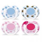 Philips Avent Modische Beruhigungssauger / Schnuller 0-6 Mo (2 St�ck) - Keine Farbwahl