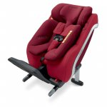 Concord Reverso Reboard mit Isofix - RUBY RED - 2015