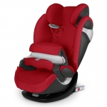 Cybex Pallas M-Fix Gold, Isofix - HOT AND SPICY / RED - 2015