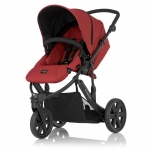 Britax R�mer B-Smart 3 Sportwagen - CHILI PEPPER - 2015