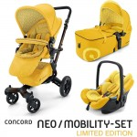 Concord Neo Mobility-Set Limited Edition - BLAZING YELLOW - 2015