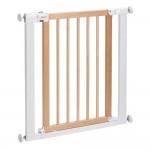 Safety1st Easy Close Wood & Metal 73 bis 80 cm, erweiterbar bis 136 cm - 2015
