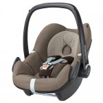 Maxi Cosi Pebble, Kollektion 2018 - Earth Brown